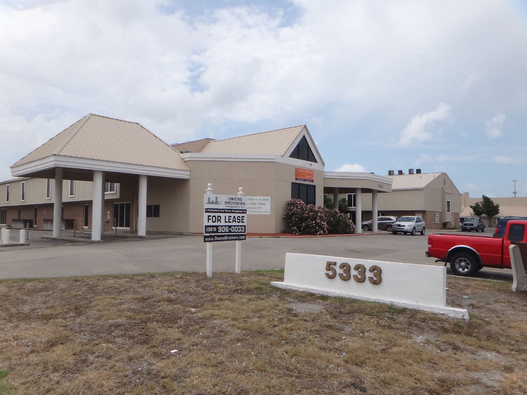South Padre Island Drive  Real Estate For Lease